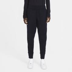 Женские зауженные джоггеры Nike ESC - Синий