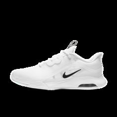 Мужские теннисные кроссовки для игры на кортах с твердым покрытием NikeCourt Air Max Volley - Белый