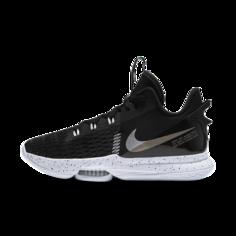 Баскетбольные кроссовки LeBron Witness 5 - Черный Nike