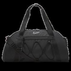 Женская сумка-дафл для тренинга Nike One Club - Черный
