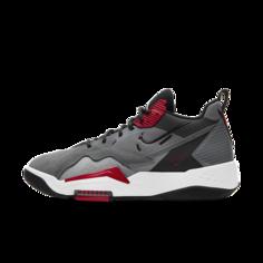 Мужские кроссовки Jordan Zoom 92 - Серый Nike
