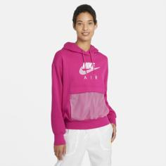 Женская худи Nike Air - Розовый