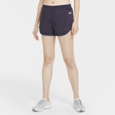 Женские беговые шорты Nike Tempo Luxe 8 см - Пурпурный