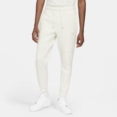 Мужские брюки Nike Sportswear Tech Fleece - Белый