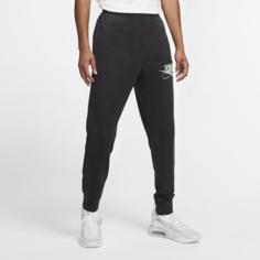 Мужские джоггеры из ткани френч терри Nike Sportswear - Черный