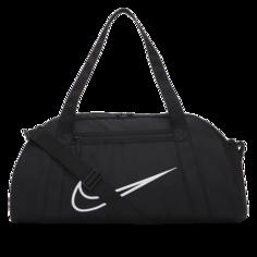 Женская сумка-дафл для тренинга Nike Gym Club - Черный