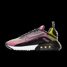 Женские кроссовки Nike Air Max 2090 - Розовый
