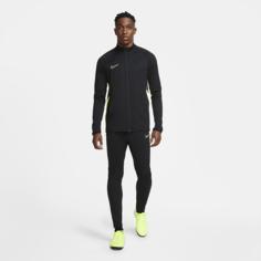 Мужской футбольный костюм Nike Dri-FIT Academy - Черный