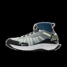 Мужские кроссовки Nike ACG Zoom Terra Zaherra - Серый