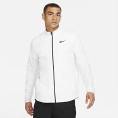 Мужская теннисная куртка со складной конструкцией NikeCourt HyperAdapt Advantage - Белый