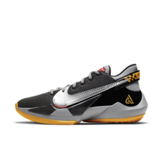 Баскетбольные кроссовки Zoom Freak 2 - Черный Nike