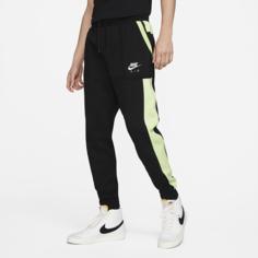 Мужские флисовые джоггеры Nike Air - Черный
