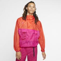 Мужской анорак с капюшоном Nike ACG - Оранжевый