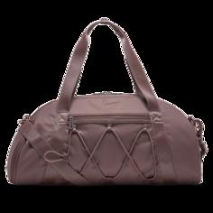 Женская сумка-дафл для тренинга Nike One Club - Розовый