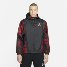 Мужская легкая куртка Jordan Legacy AJ6 - Черный Nike