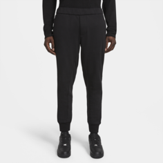 Мужские зауженные джоггеры Nike ESC - Черный
