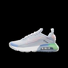 Кроссовки для школьников Nike Air Max 2090 SE - Серый