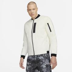 Куртка-бомбер Aurora Nike NSRL - Белый
