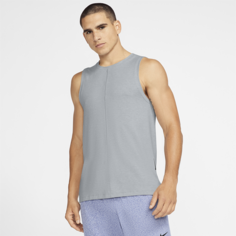 Мужская майка Nike Yoga - Серый