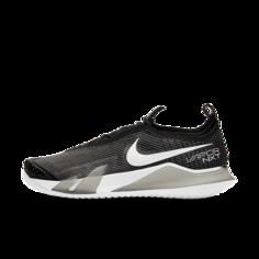 Мужские теннисные кроссовки для игры на кортах с твердым покрытием NikeCourt React Vapor NXT - Черный