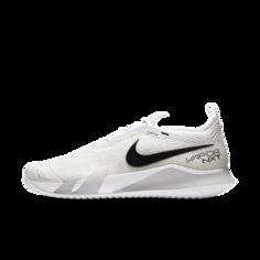 Мужские теннисные кроссовки для игры на кортах с твердым покрытием NikeCourt React Vapor NXT - Белый