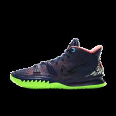 """Баскетбольные кроссовки Kyrie 7 """"Samurai Ky"""" - Синий Nike"""