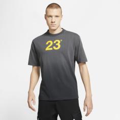 Мужская футболка с коротким рукавом Jordan 23 Engineered - Черный Nike