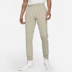 Мужские джоггеры современного кроя Nike Sportswear - Коричневый