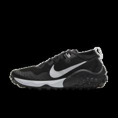 Мужские кроссовки для трейлраннинга Nike Wildhorse 7 - Черный
