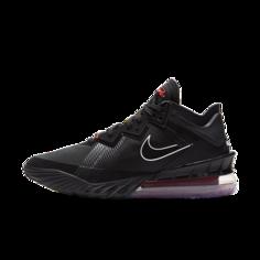 Баскетбольные кроссовки LeBron 18 Low - Черный Nike
