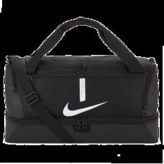 Футбольная сумка-дафл с жестким дном Nike Academy Team (средний размер) - Черный