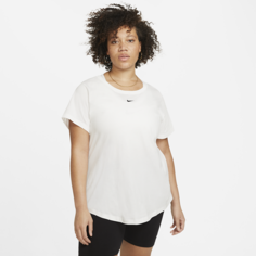 Женская футболка Nike Sportswear (большие размеры) - Белый