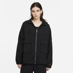 Женская куртка Nike Sportswear Icon Clash - Черный
