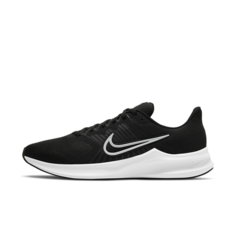 Мужские кроссовки для бега по шоссе Nike Downshifter 11 - Черный