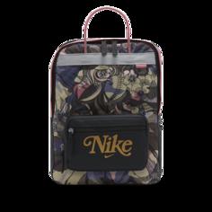 Детский рюкзак с принтом Nike Tanjun - Черный