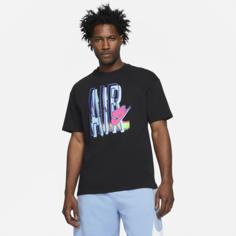 Мужская футболка Nike Sportswear - Черный