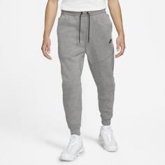 Мужские джоггеры Nike Sportswear Tech Fleece - Серый