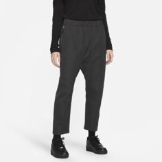 Женские зауженные джоггеры Nike ESC - Черный