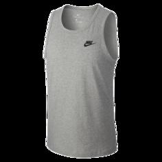 Мужская майка Nike Sportswear - Серый