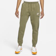 Мужские флисовые джоггеры Nike Air - Коричневый