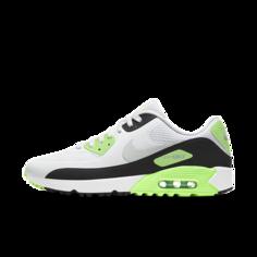 Кроссовки для гольфа Nike Air Max 90 G - Белый