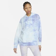 Женская худи для тренинга Nike Icon Clash - Синий
