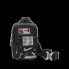 Футбольная поясная сумка Nike F.C. Essentials (маленький размер) - Черный