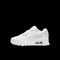 Кроссовки для дошкольников Nike Air Max 90 - Белый