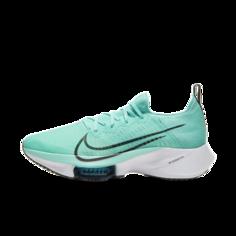 Мужские кроссовки для бега по шоссе Nike Air Zoom Tempo NEXT% - Зеленый