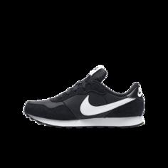 Кроссовки для школьников Nike MD Valiant - Черный
