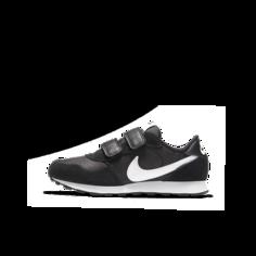 Кроссовки для дошкольников Nike MD Valiant - Черный