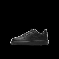 Кроссовки для дошкольников Nike Force 1 LE - Черный