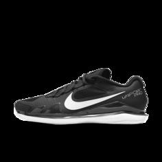 Мужские теннисные кроссовки для игры на грунтовых кортах NikeCourt Air Zoom Vapor Pro - Черный
