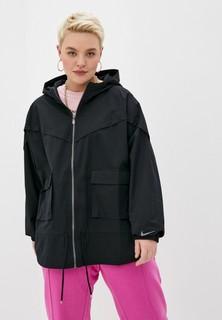 Куртка Nike W NSW ICN CLSH JKT WR CVS PLUS